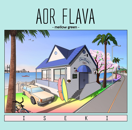 アルバム『AOR FLAVA -mellow green-』 (okmusic UP's)