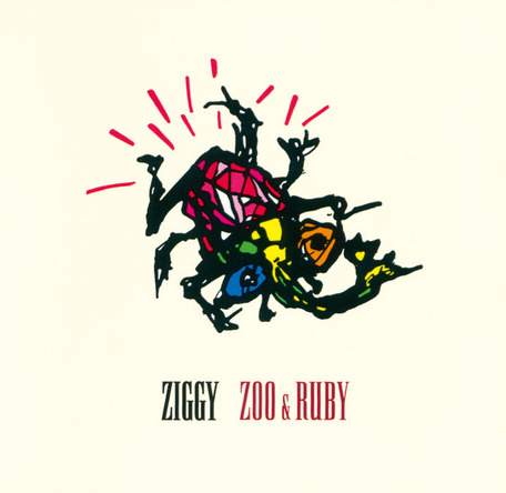 アルバム『ZOO & RUBY』 (okmusic UP's)