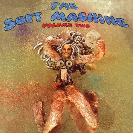 『Volume Two』('69)/Soft Machine (okmusic UP\'s)
