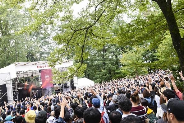 『りんご音楽祭2016』tofubeats(りんごステージ) (okmusic UP's)