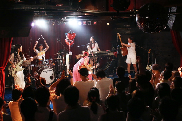 6月1日@渋谷Star lounge (okmusic UP's)