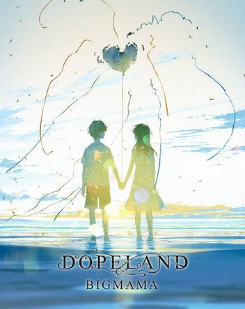 シングル「DOPELAND」 (okmusic UP's)