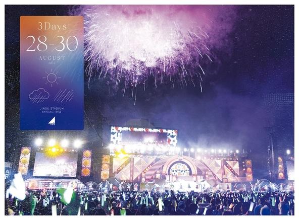 Blu-ray『4th YEAR BIRTHDAY LIVE 2016.8.28−30 JINGU STADIUM』【完全生産限定盤】 (okmusic UP's)