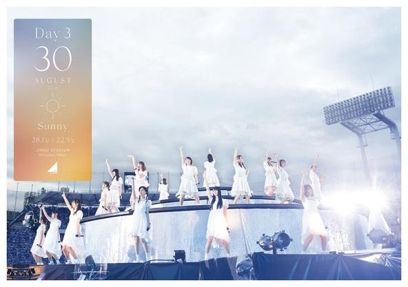 DVD『4th YEAR BIRTHDAY LIVE 2016.8.28−30 JINGU STADIUM』【Day-3】 (okmusic UP's)