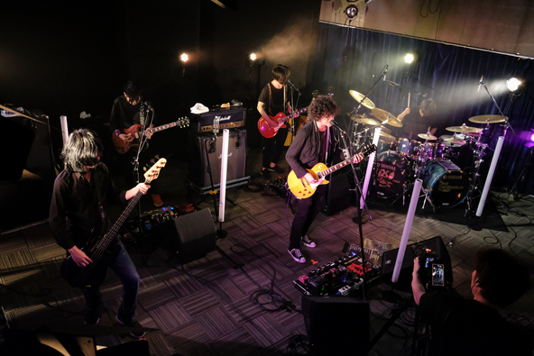 「9mm Parabellum Bullet『BABEL』SP」 (okmusic UP's)