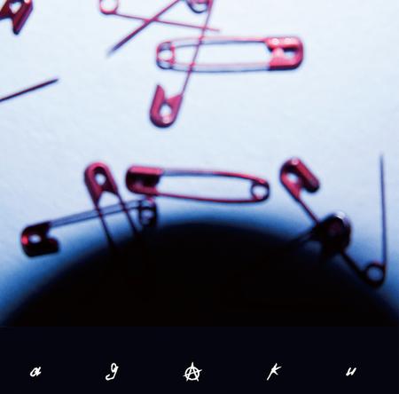 シングル「AGAKU」 【STANDARD EDITION】(CD only)  (okmusic UP's)