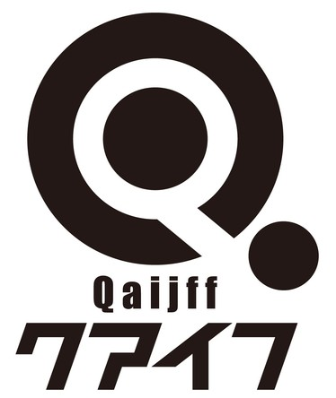 Qaijff ロゴ (okmusic UP's)