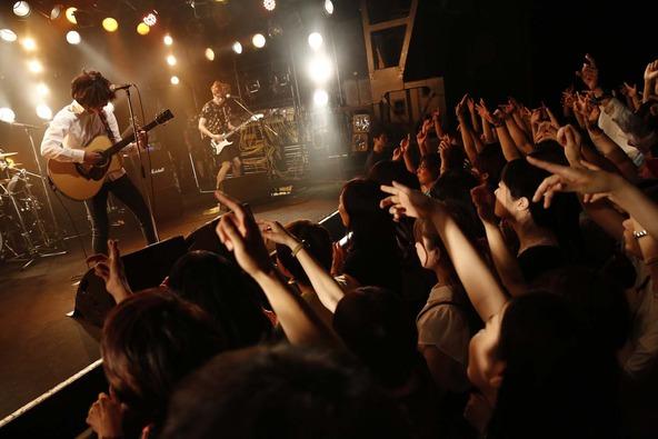 石崎ひゅーい TOUR2014「仮装行列」@渋谷クラブクアトロ (okmusic UP's)