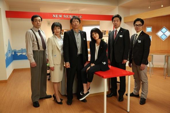 TBS系火曜ドラマ『東京スカーレット~警視庁NS係』 (okmusic UP's)