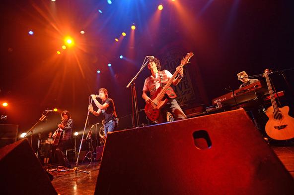 7月5日@東京・赤坂BLITZ (okmusic UP's)