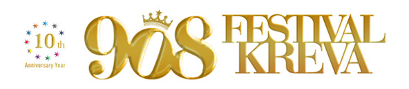 「908 FESTIVAL」ロゴ (okmusic UP\'s)