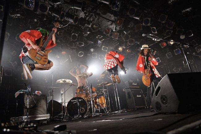 7月13日@東京・渋谷CLUB QUATTRO