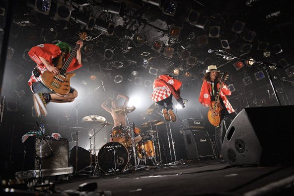 7月13日@東京・渋谷CLUB QUATTRO (okmusic UP\'s)