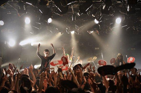 7月13日@東京・渋谷CLUB QUATTRO (okmusic UP's)