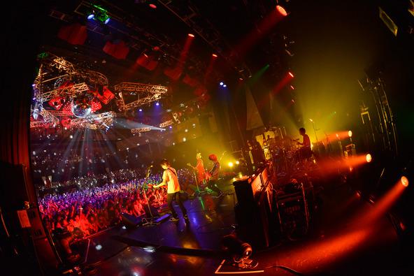 7月15日@東京・新木場STUDIO COAST Photo by 古渓一道 (okmusic UP's)