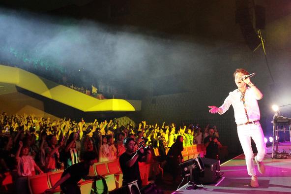 7月15日@渋谷公会堂公演 (okmusic UP's)