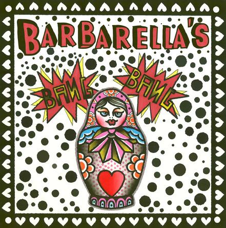 アルバム『BARBARELLA'S BANG BANG』 (okmusic UP's)
