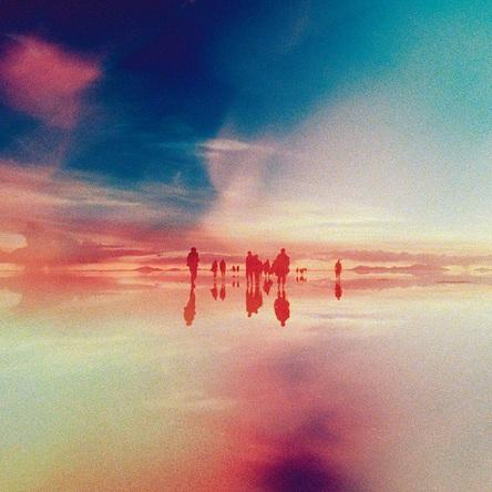 アルバム『Strangers In Heaven』 (okmusic UP's)