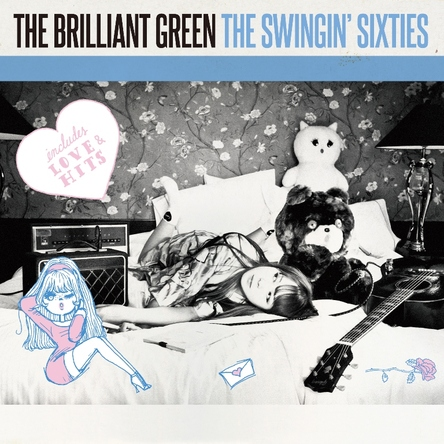アルバム『THE SWINGIN' SIXTIES』 (okmusic UP's)