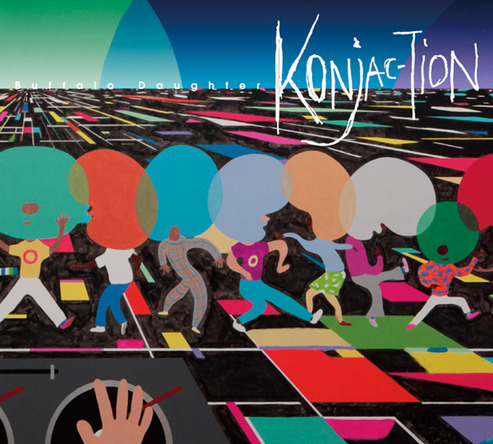 アルバム『Konjac-tion』 (okmusic UP's)