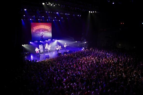 """7月16日(水)、「クリープハイプ presents """"ストリップ歌小屋""""」 at Zepp Tokyo (okmusic UP's)"""