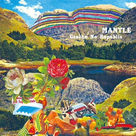 アルバム『MANTLE』 (okmusic UP's)