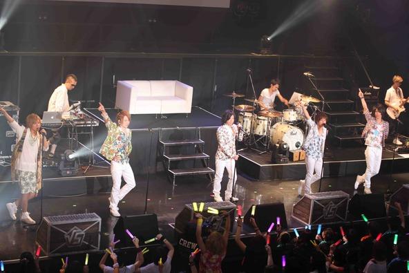 7月18日@北海道・Zepp Sapporo (okmusic UP\'s)