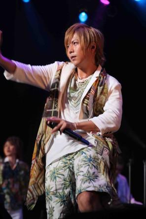 7月18日@北海道・Zepp Sapporo (okmusic UP's)
