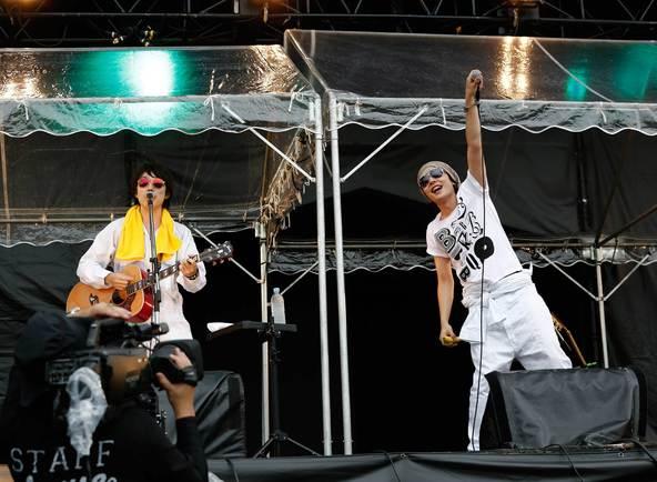 コラボ企画(1)「さくら大学院」(高橋優/flumpool 山村隆太) (okmusic UP's)