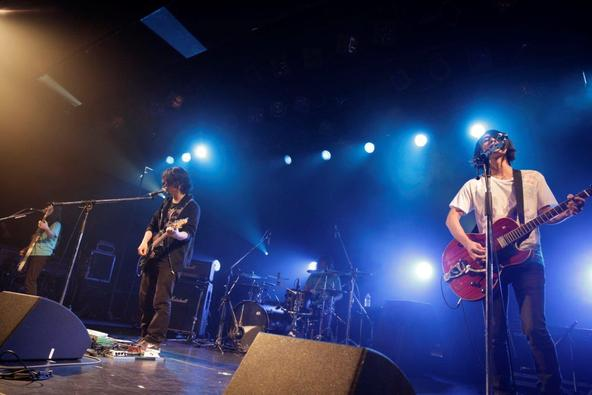 【Seeeion ナカコー】 7月19日@LIQUIDROOM  (c)河本悠貴(okmusic UP's)