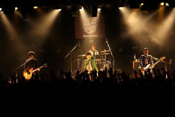 7月20日@東京・リキッドルーム (okmusic UP's)