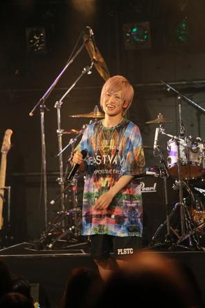 7月20日@梅田クラブクアトロ (okmusic UP's)