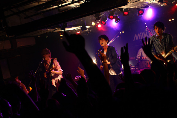 7月21日(月・祝) @東京Shibuya Milkyway (okmusic UP\'s)