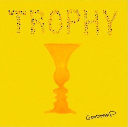 会場限定3曲入りCD「TROPHY」 (okmusic UP's)