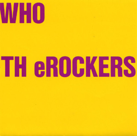 『WHO TH eROCKERS』ジャケット画像 (okmusic UP\'s)