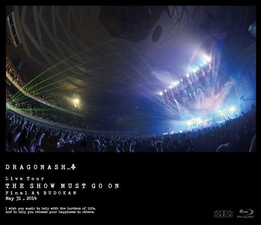 Blu-ray 『Live Tour THE SHOW MUST GO ON  Final At BUDOKAN  May 31, 2014』 (okmusic UP's)