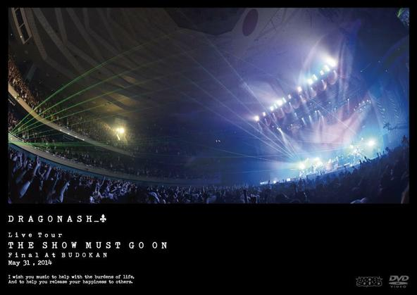 DVD 『Live Tour THE SHOW MUST GO ON  Final At BUDOKAN  May 31, 2014』 (okmusic UP's)