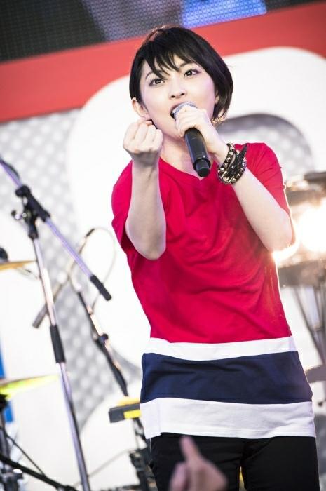 7月28日(月)@お台場新大陸2014めざましライブ(新大陸ドキドキランド内特設ステージ)