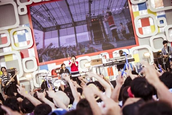 7月28日(月)@お台場新大陸2014めざましライブ(新大陸ドキドキランド内特設ステージ) (okmusic UP's)