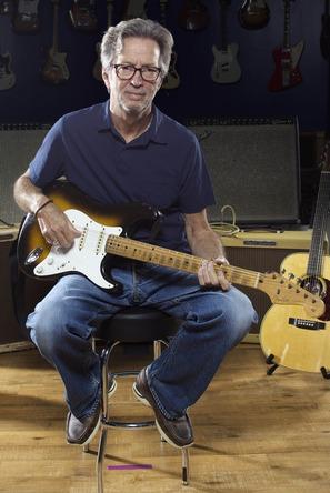 エリック・クラプトン (okmusic UP's)