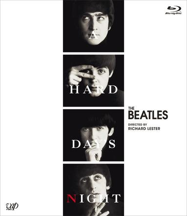 Blu-ray 『A HARD DAY'S NIGHT』 【通常盤】 (okmusic UP's)