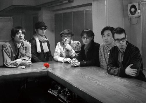 『攻殻機動隊ARISE border:4 Ghost Stands Alone』のEDテーマ担当が決定した、高橋幸宏&METAFIVE(小山田圭吾×砂原良徳×TOWA TEI×ゴンドウトモヒコ×LEO今井)