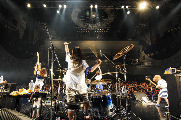 【ねごと】『ROCK KIDS 802-OCHIKEN Goes ON!!- SPECIAL LIVE  HIGH! HIGH! HIGH!』 (okmusic UP's)