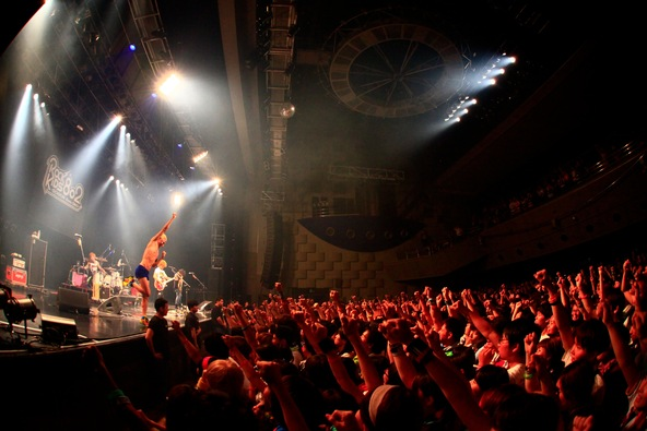 【グッドモーニングアメリカ】『ROCK KIDS 802-OCHIKEN Goes ON!!- SPECIAL LIVE  HIGH! HIGH! HIGH!』 (okmusic UP's)