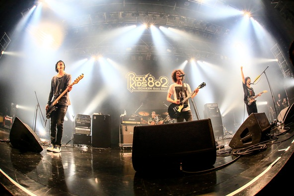 【9mm Parabellum Bullet】『ROCK KIDS 802-OCHIKEN Goes ON!!- SPECIAL LIVE  HIGH! HIGH! HIGH!』 (okmusic UP's)