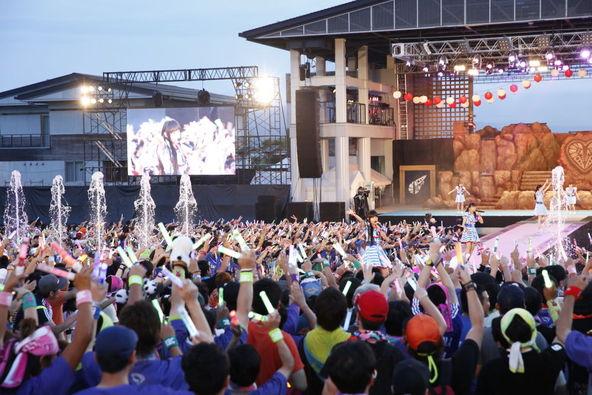 """8月2日(土)@山梨県・山中湖交流プラザ""""きらら""""シアターひびき (okmusic UP's)"""