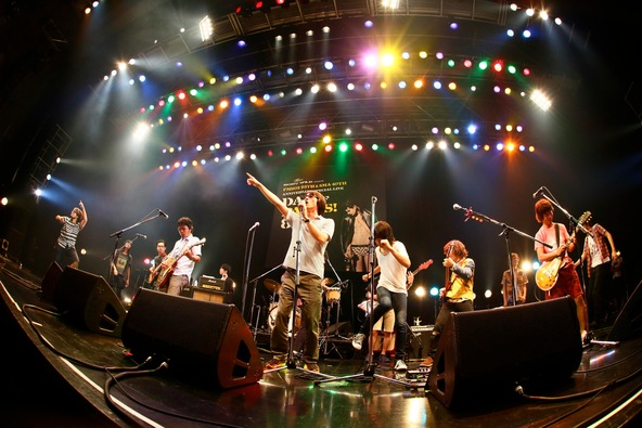 【OKAMOTO'S】『GUNZE BODY WILD presents FM802 25th & SMA 40th Anniversary SPECIAL LIVE -8月2日はパンツの日-』 (okmusic UP's)