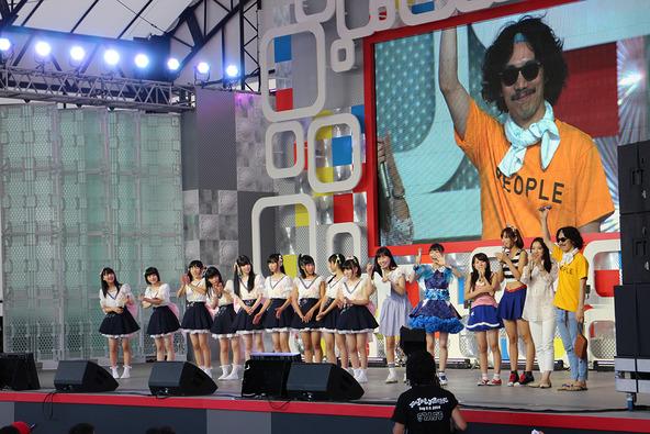 8月3日(日)@『TOKYO IDOL FESTIVAL2014』 (okmusic UP's)