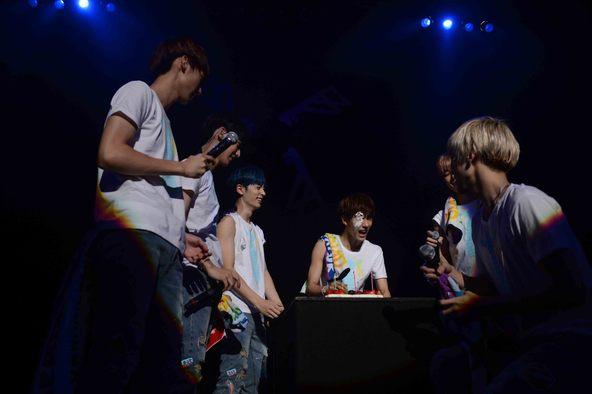 8月2日(土)@Zepp DiverCity(Tokyo)  (okmusic UP's)