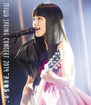"Blu-ray『miwa spring concert 2014 ""渋谷物語~完~""』【通常盤】 (okmusic UP's)"